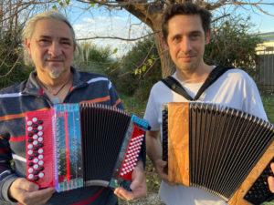 Thierry Bénétoux et Yoann