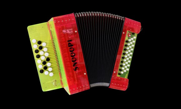 ACCORDEON ENFANTS SNOOOPI DOG