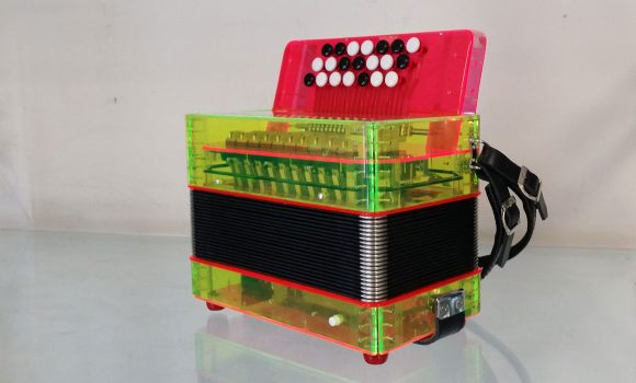 Accordeon pour enfants Snooopi Mouse