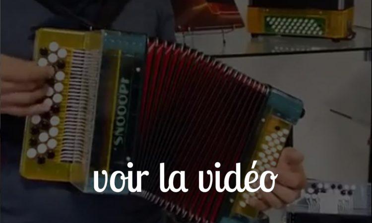 Alexandre Leauthaud en improvisation sur un Snooopi Dog 31 touches